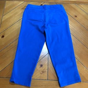 Style &Co capri jeans